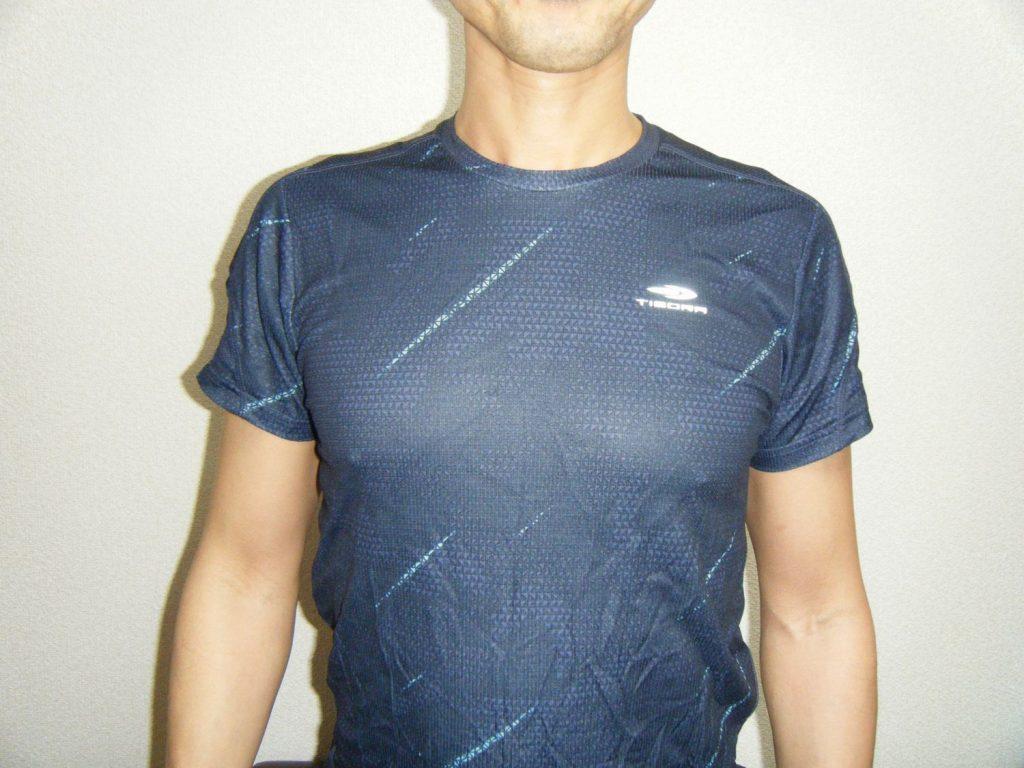 半袖のランニングシャツイメージ