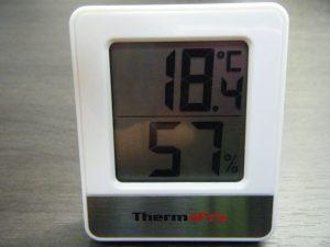 ThermoPro 温湿度計 TP-49のイメージ