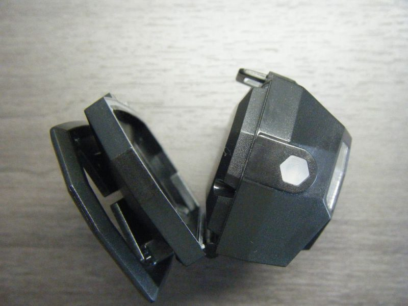 ヘッドライトKarrongのUSB差し込み口イメージ