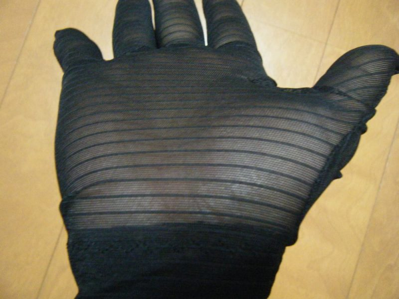 メッシュ手袋のイメージ