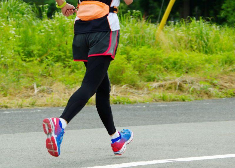 女性ランナーのイメージ