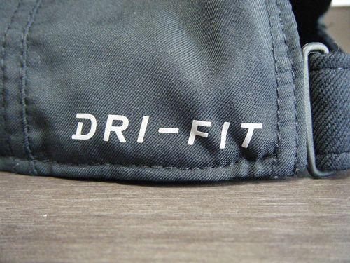 ナイキのDRI-FITのイメージ