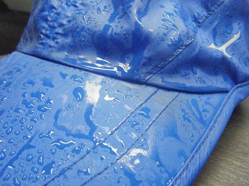 濡れたキャップのイメージ