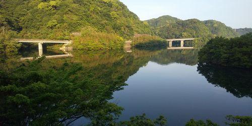 ダムの景色イメージ