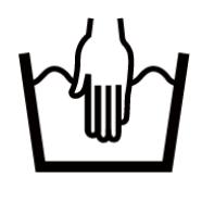 手洗い表示のイメージ