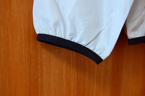 ヒュンメル パーカー M's HAORIの袖口イメージ
