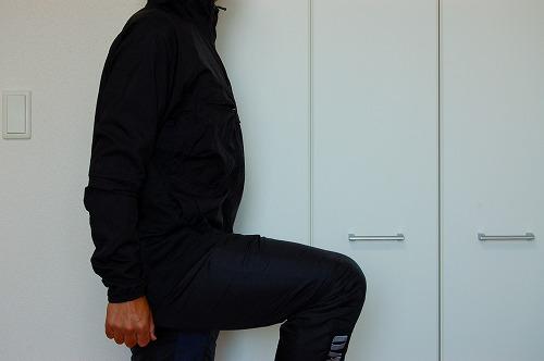 股関節の屈曲イメージ