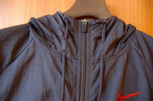 ナイキ フルジップフーディ PX ジャケットのドローストリングイメージ