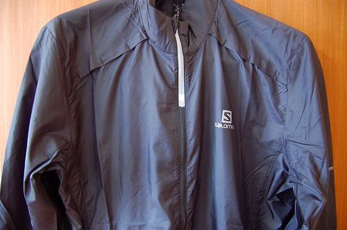 サロモン アジャイル ウインド ジャケットの前面イメージ