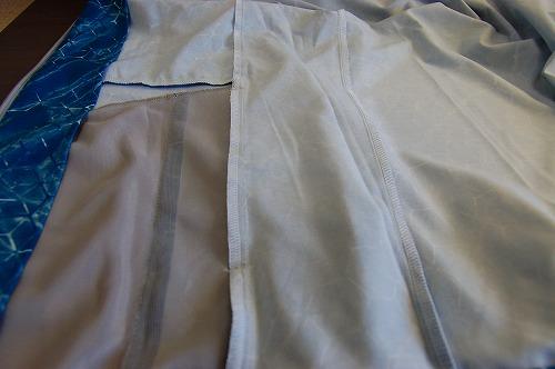 オークリー SKULL MARBLE GEO HYBRID JACKETの裏地イメージ
