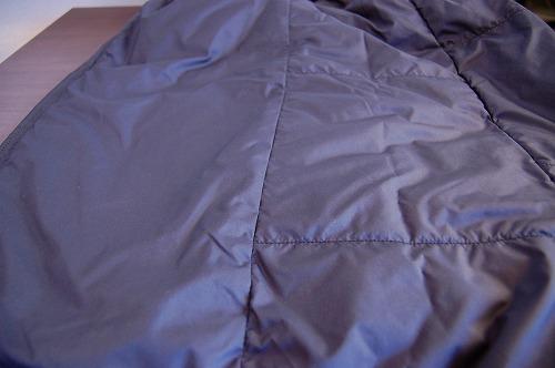 サロモン OUTRACK Insulated Jacket Men (アウトラック インサレーテッド) LC1395700の裏地イメージ