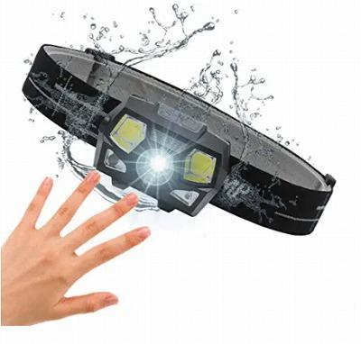 ランニングのヘッドライトイメージ
