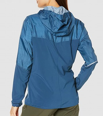 ランニングの撥水性レディースジャケットイメージ