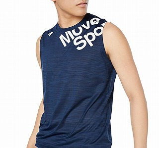 ランニングノースリーブシャツイメージ