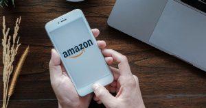 amazonで商品を購入するイメージ